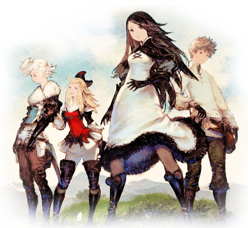 Bravely Second End Layer 03