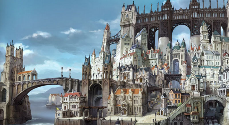 Bravely Second End Layer 09