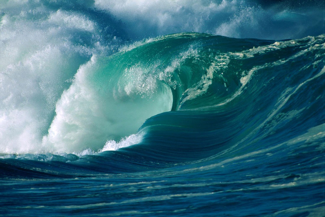oceanic waves tsunami