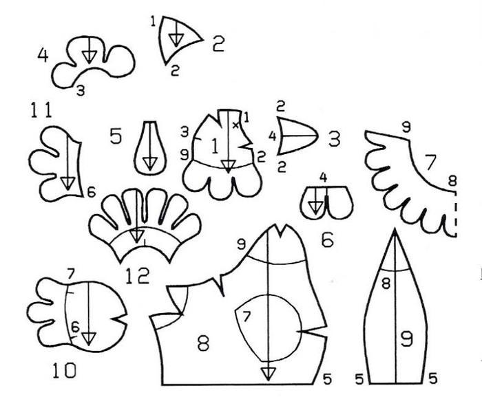 Как сделать дерево из природных материалов своими руками 54