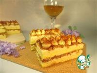 Закусочные пирожные с печенью трески