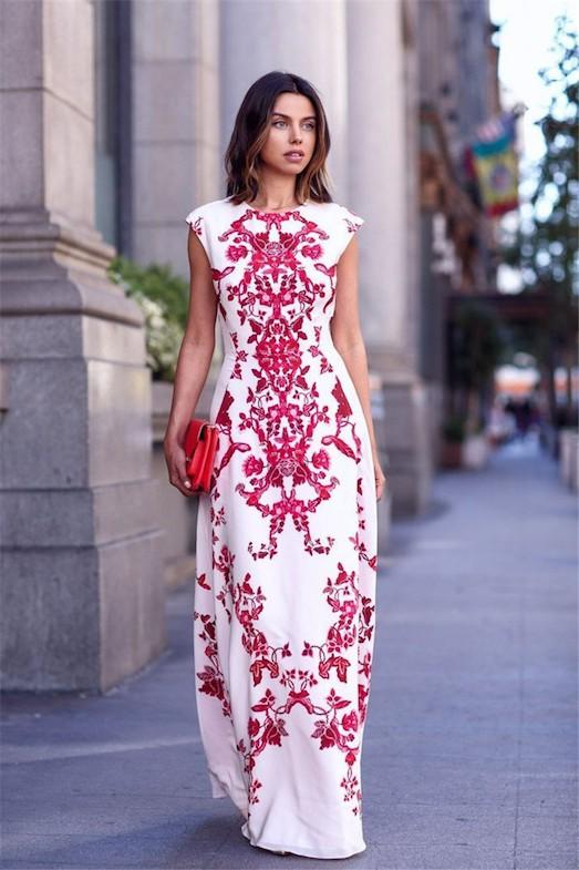 Платье летние в 2016 году