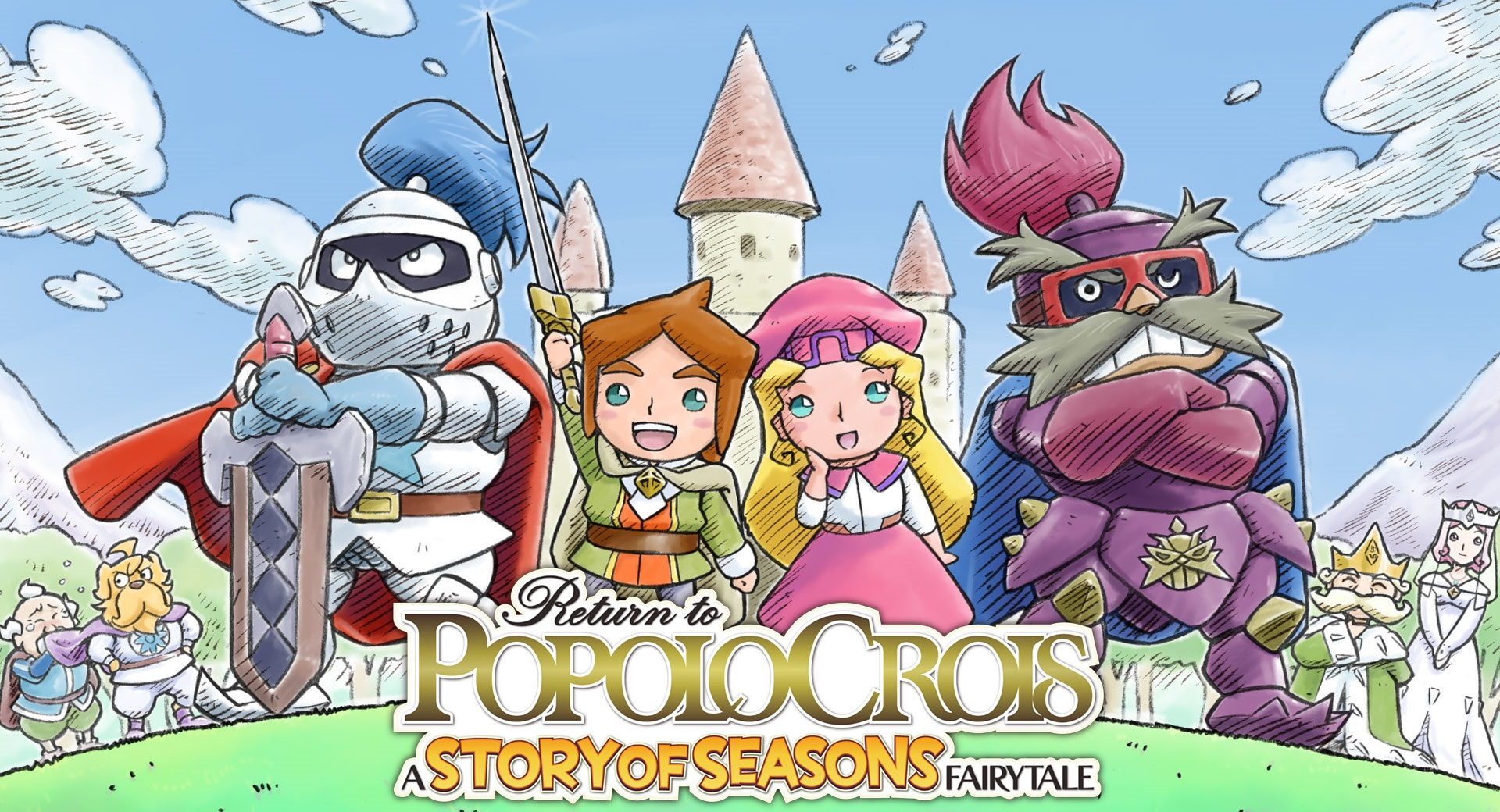 Return to Popolocrois 01