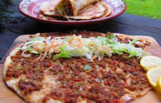 Лахмаджун — блюдо с удивительным вкусом