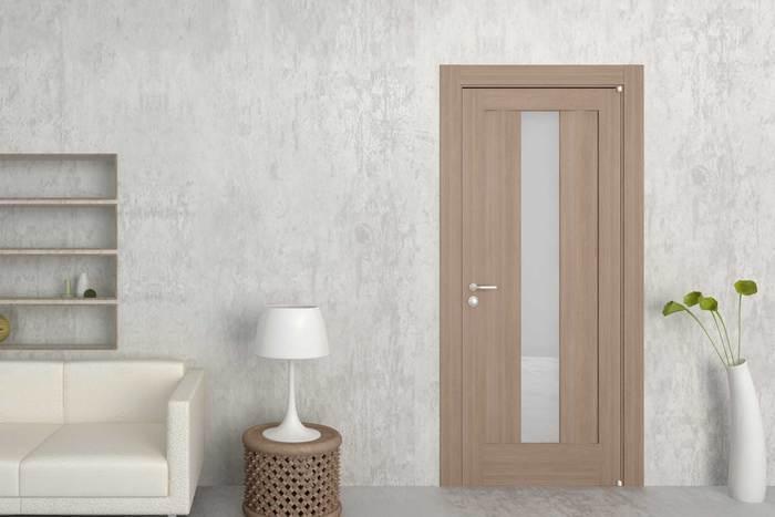 из чего сделано межкомнатные двери