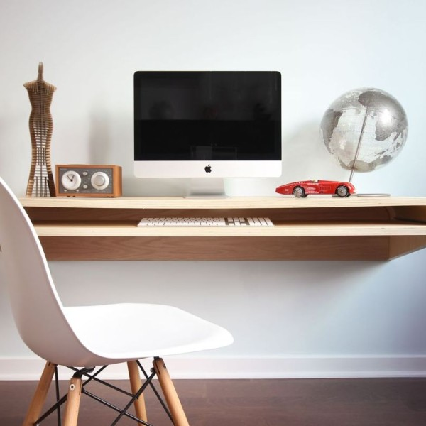 Float-Wall-Desk