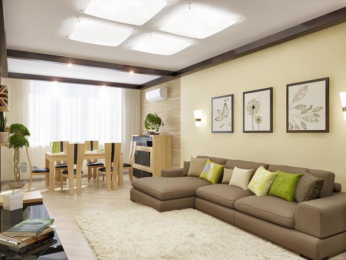 Дизайн квартир цветовая гамма