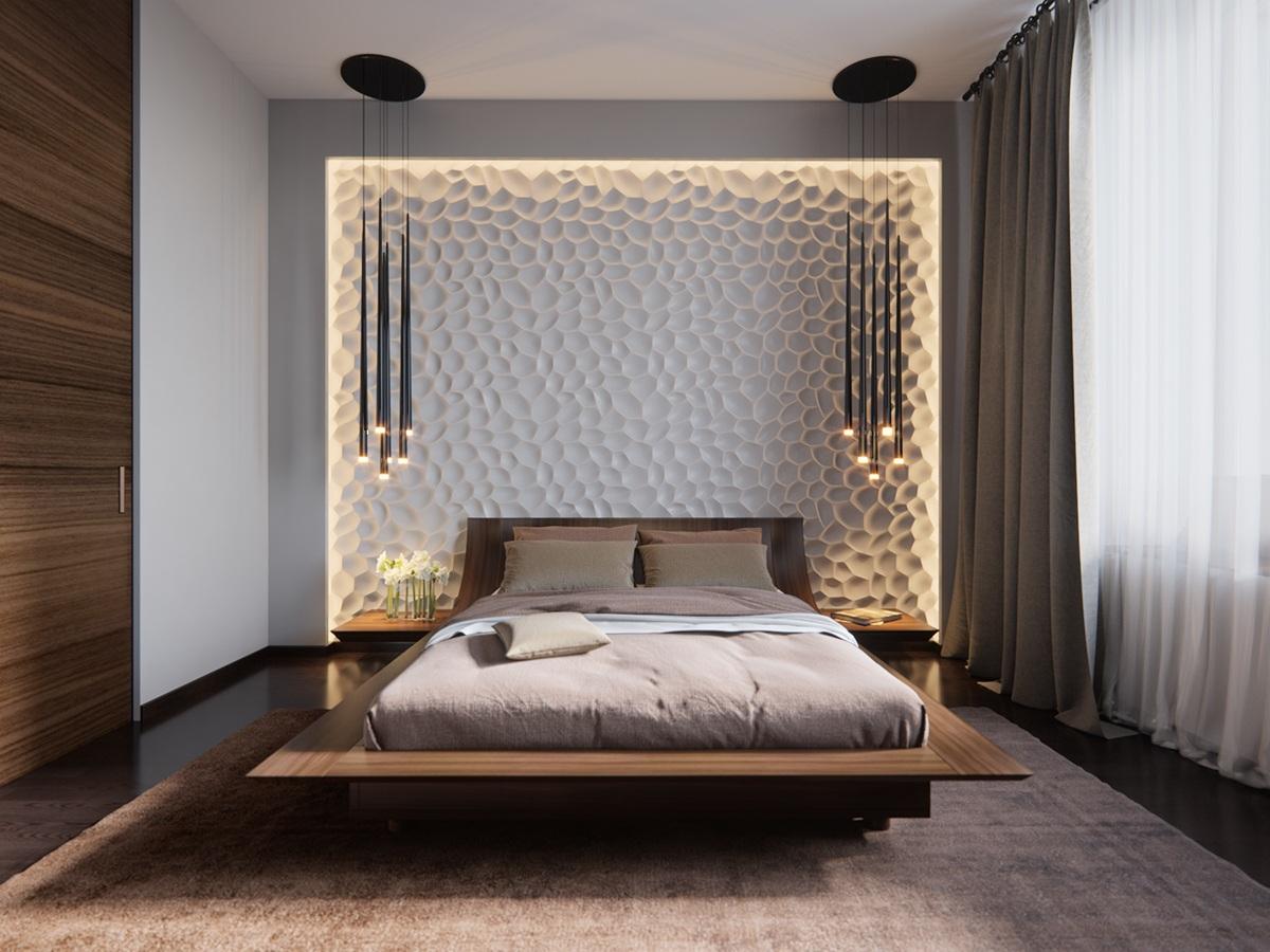 Красивые спальни фото 2016