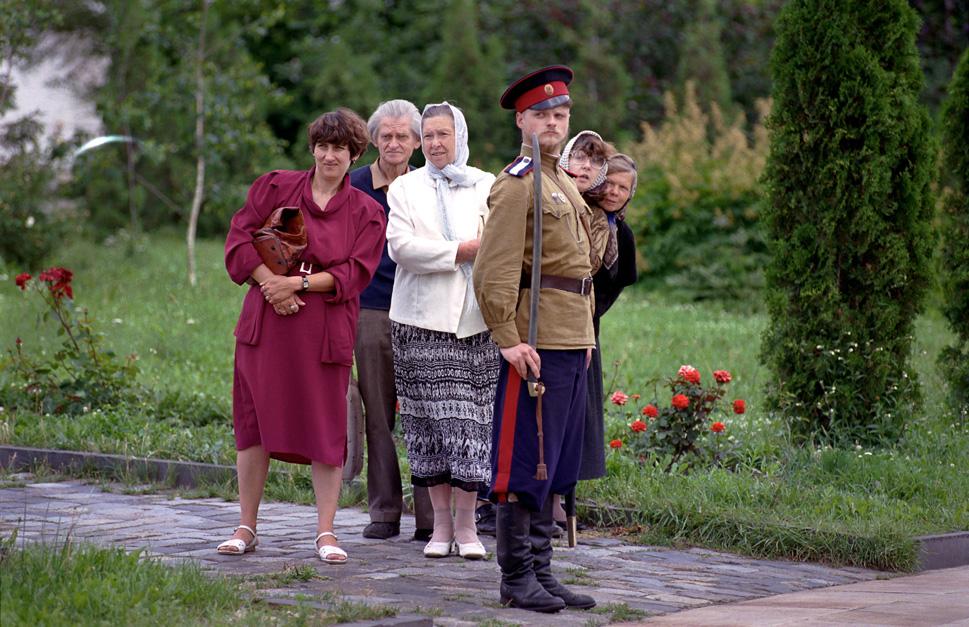 Дни свободы: россия в 90-е