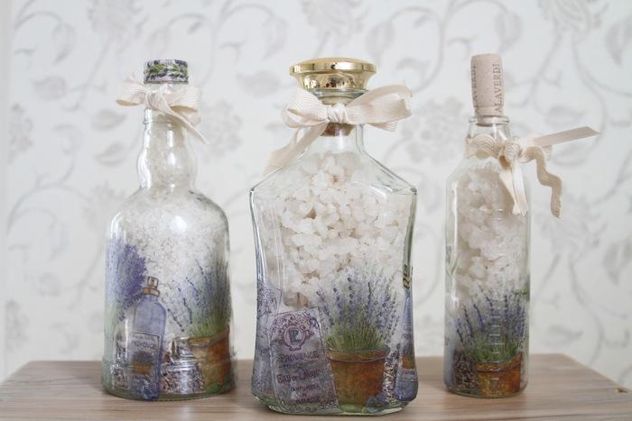 Декупажные бутылки самые необычные картинки
