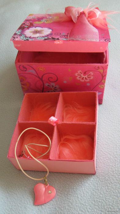 Как сделать коробку из под обуви шкатулку