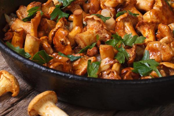 Как готовить шампиньоны свежие с картошкой