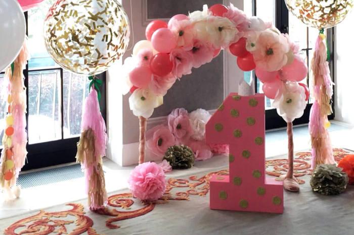 Идеи декора на день рождения своими руками