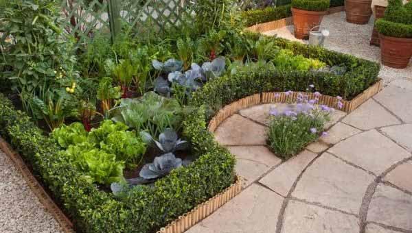 Дизайн сада и огорода своими руками: фото интересных …