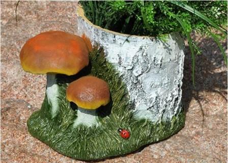 Поделки из грибов своими руками