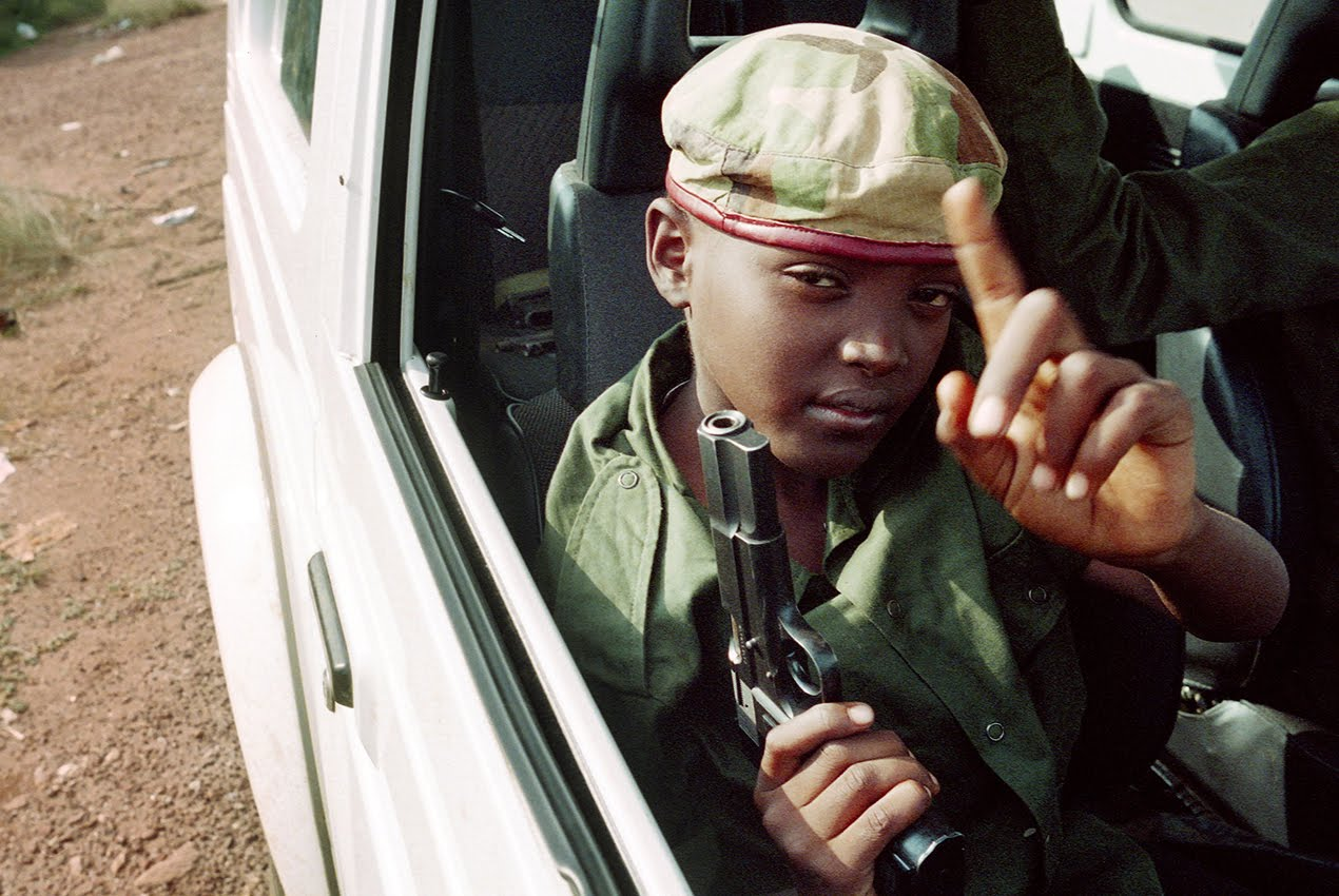 Konys child soldiers When you kill for the first time you change The children forced to fight for Ugandan warlord Joseph Konys Lords Resistance Army