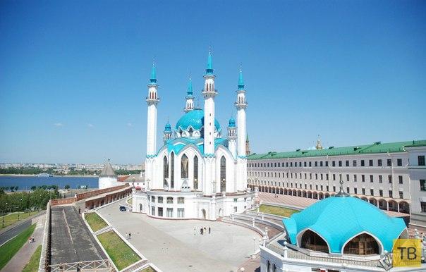 original Топ 10: Самые красивые города России