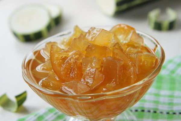 Варенье из кабачков с апельсинами рецепт с