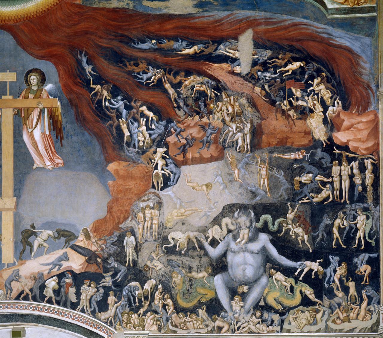 Картинки сцен ада