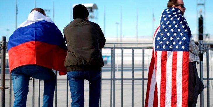 время оно чем русские отличаются от американцев синтетическое