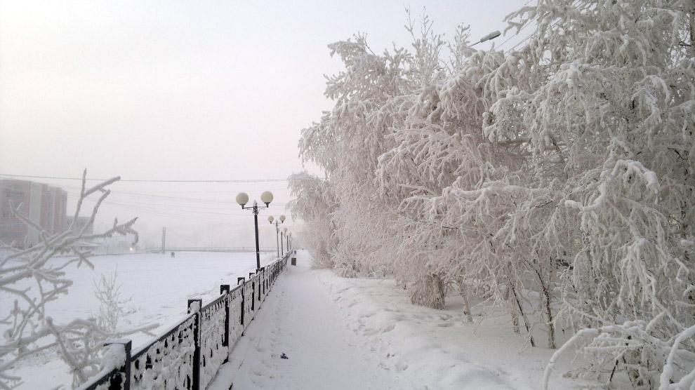original Самые холодные города на Земле