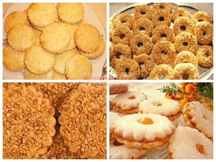 вкусные печенья на скорую руку