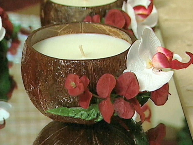 Поделка из кокоса своими руками