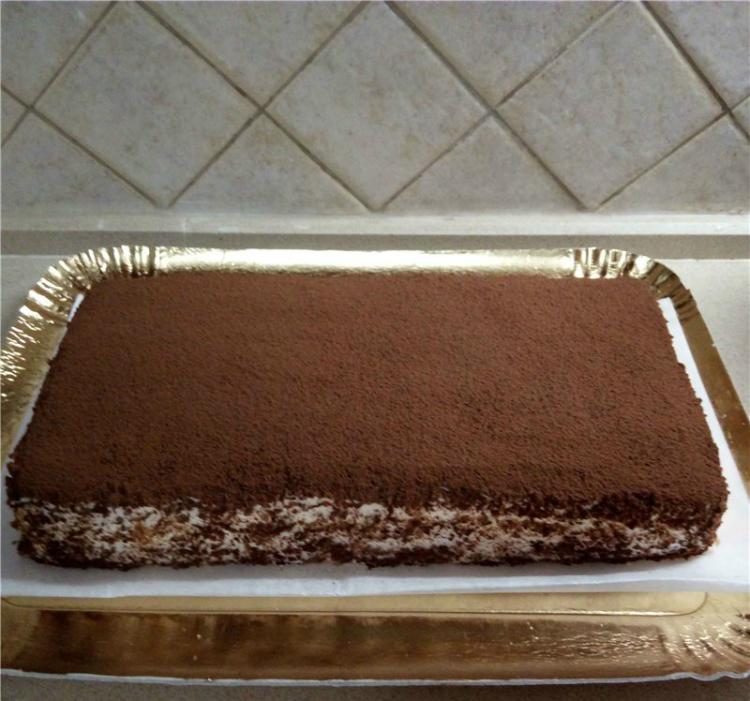 Необычайно простой, но вкусный десерт.
