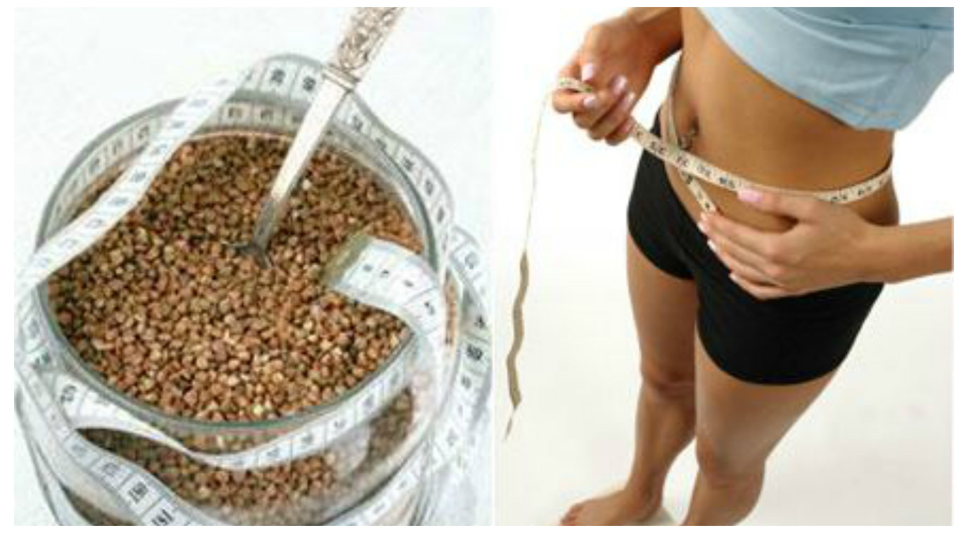 Как очистить свой организм и похудеть с гречкой