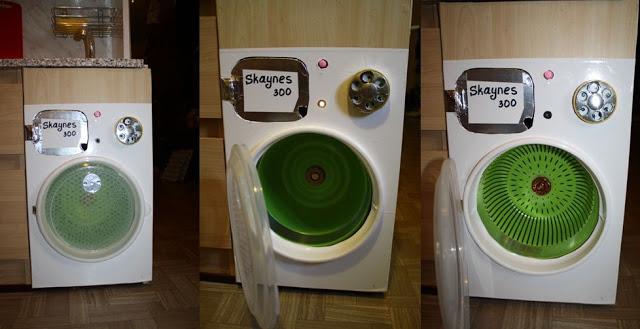Как своими руками сделать стиральную машину