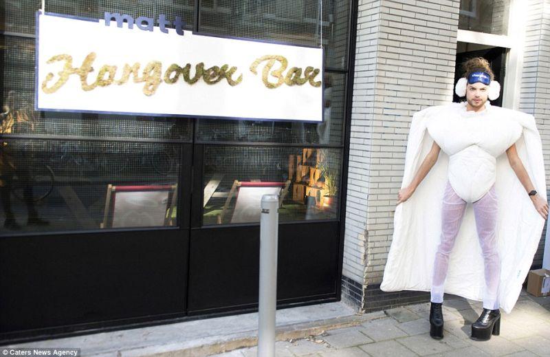 original В Амстердаме открылся первый в мире антипохмельный бар