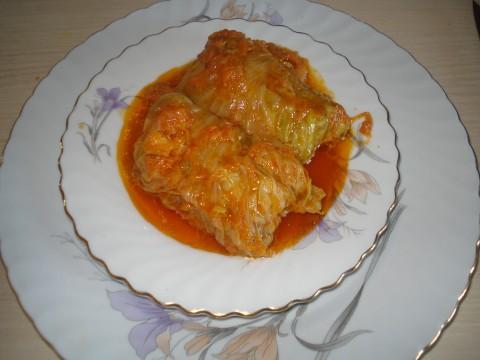 голубцы с китайской капустой рецепт