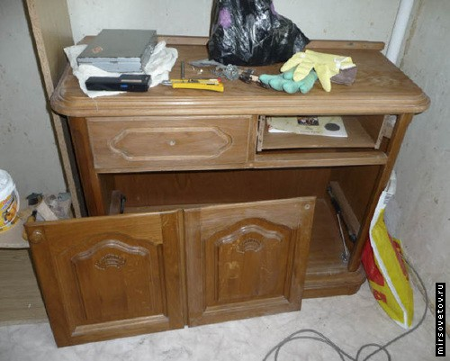 Как отреставрировать старую мебель в домашних условиях: советы