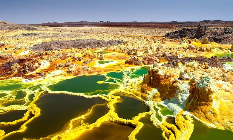 10 самых опасных мест планеты