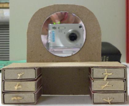 Мебель для барби из картона своими руками картинки