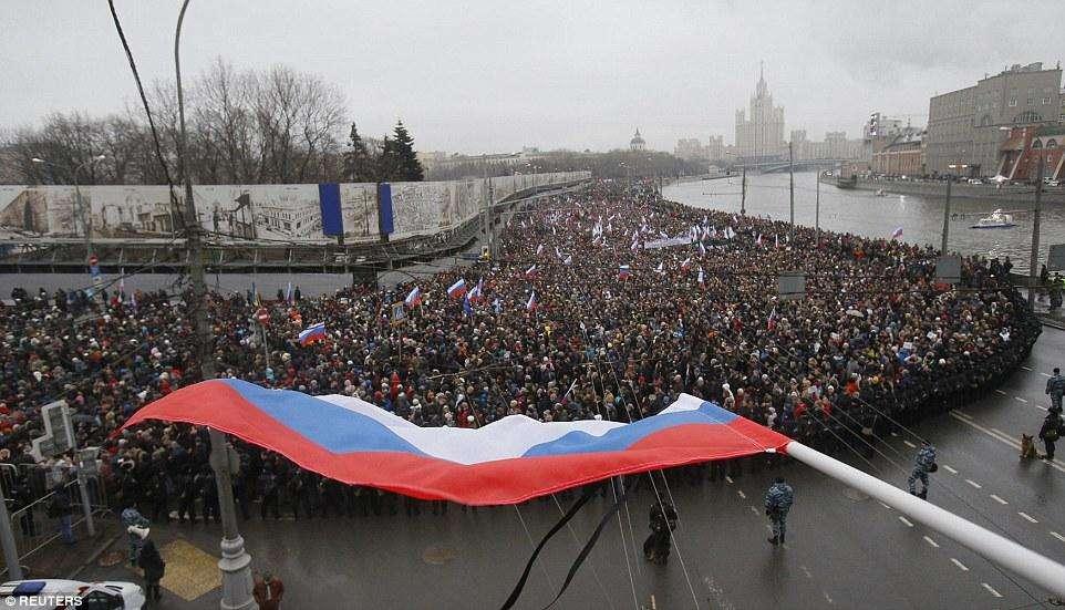 что время марш памяти немцова фото что-то