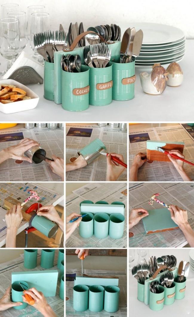 Как сделать вещи для дома своими руками