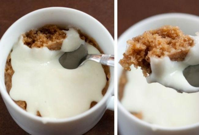 Крутые идеи для десертов, когда нет времени. Всего 2 минуты!