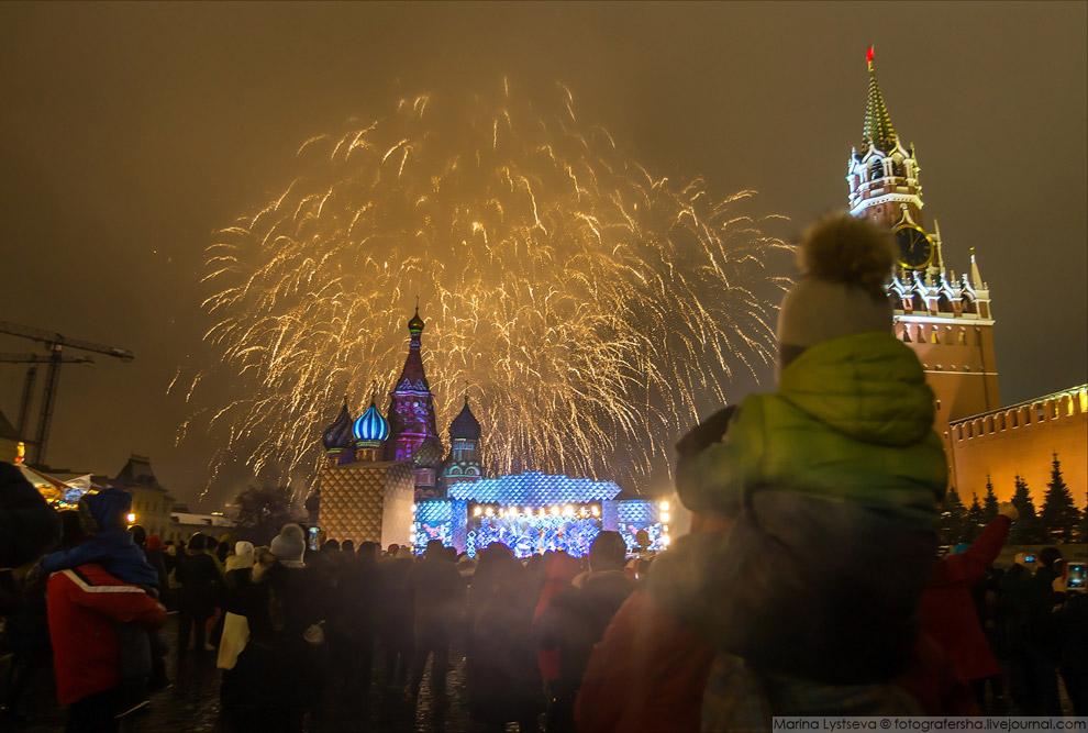 Новый год на красной площади отзывы