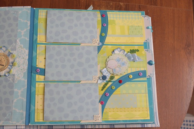 Альбом для новорожденного своими руками скрапбукинг пошагово мастер класс 12