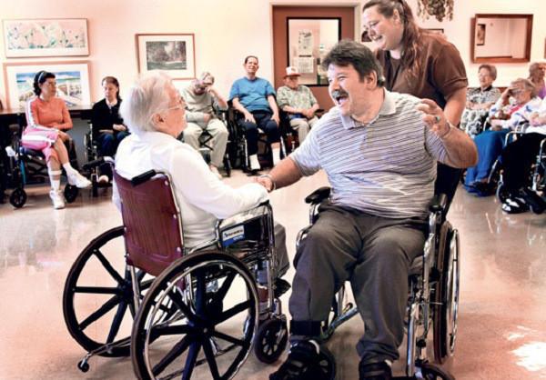 пансионат для пожилых самаре