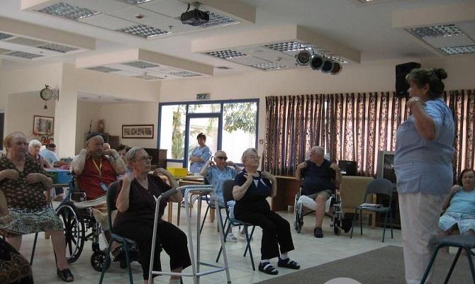 дом престарелых киев вакансии