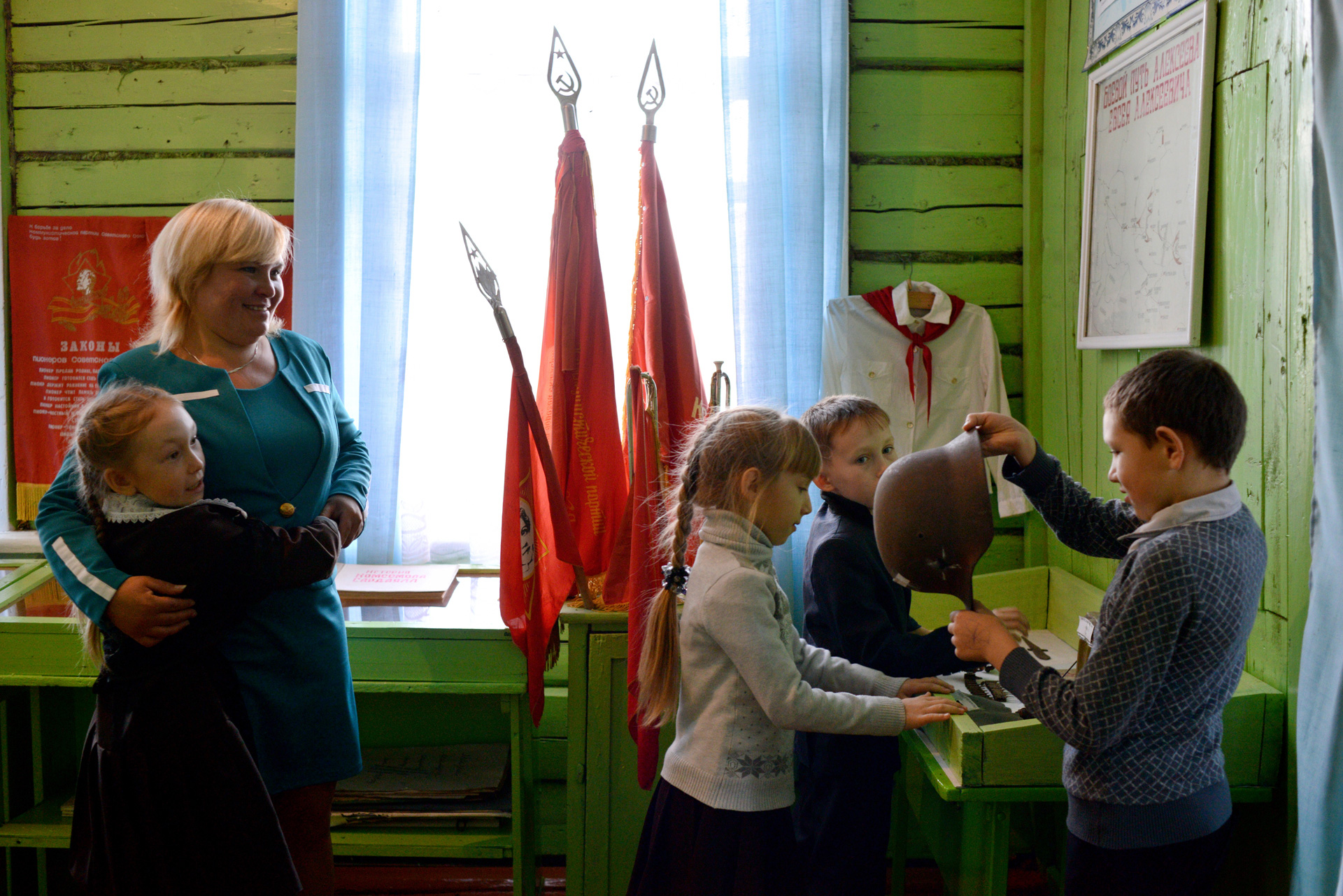 Ponomarev_school-mariy-el_17 Деревня СардаялМари-Турекского районаМарий Эл Марий Эл Посреди России