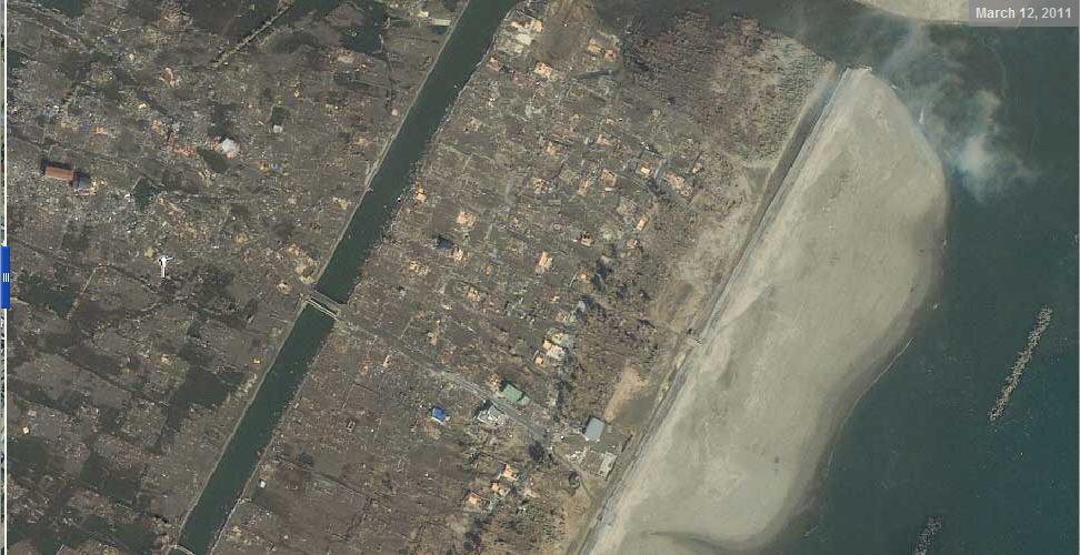 чехов говорил, цунами фотографии со спутника для