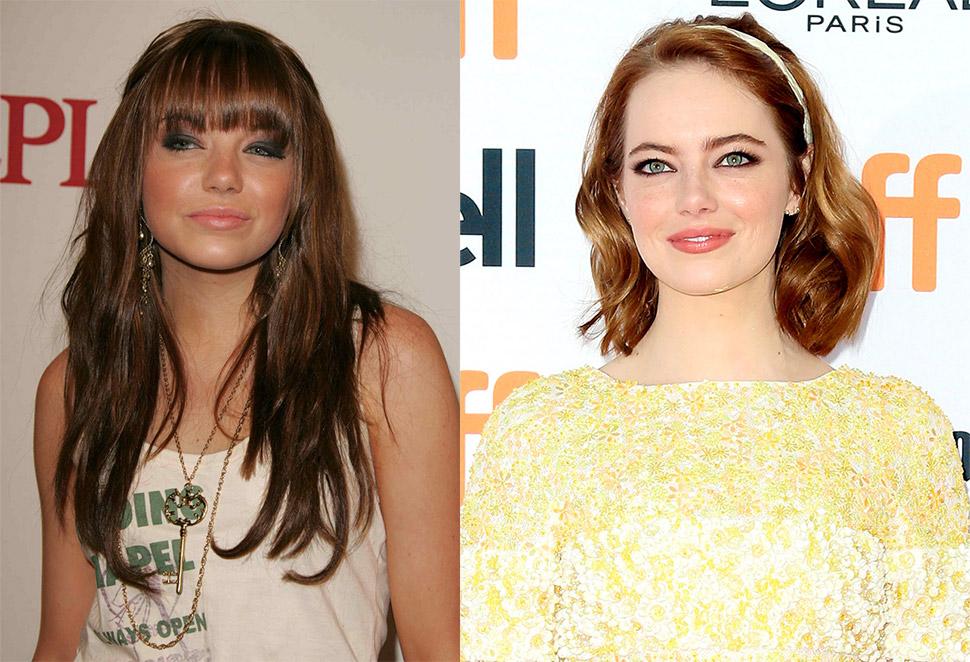 стилисты фото до и после