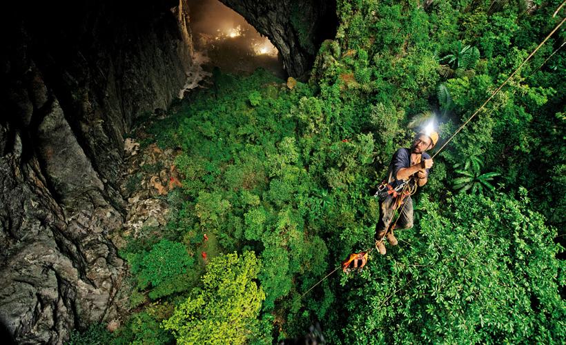 самая большая пещера мира фото