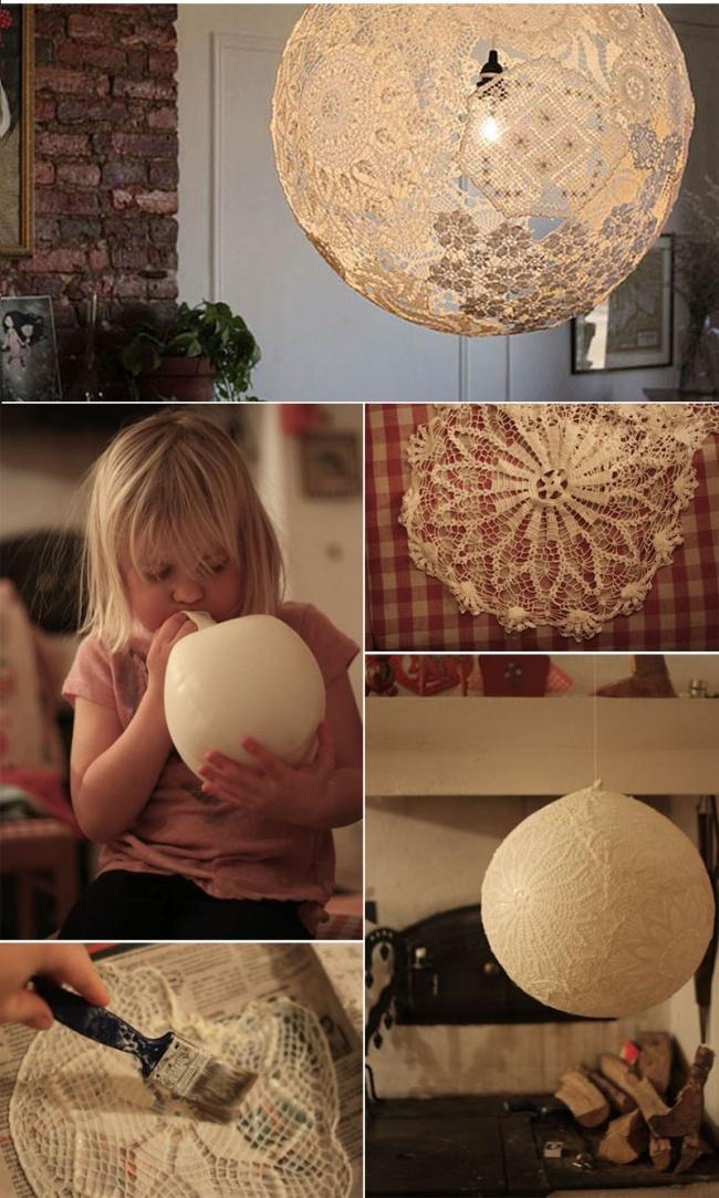 Сделать своими руками для дома декоративной