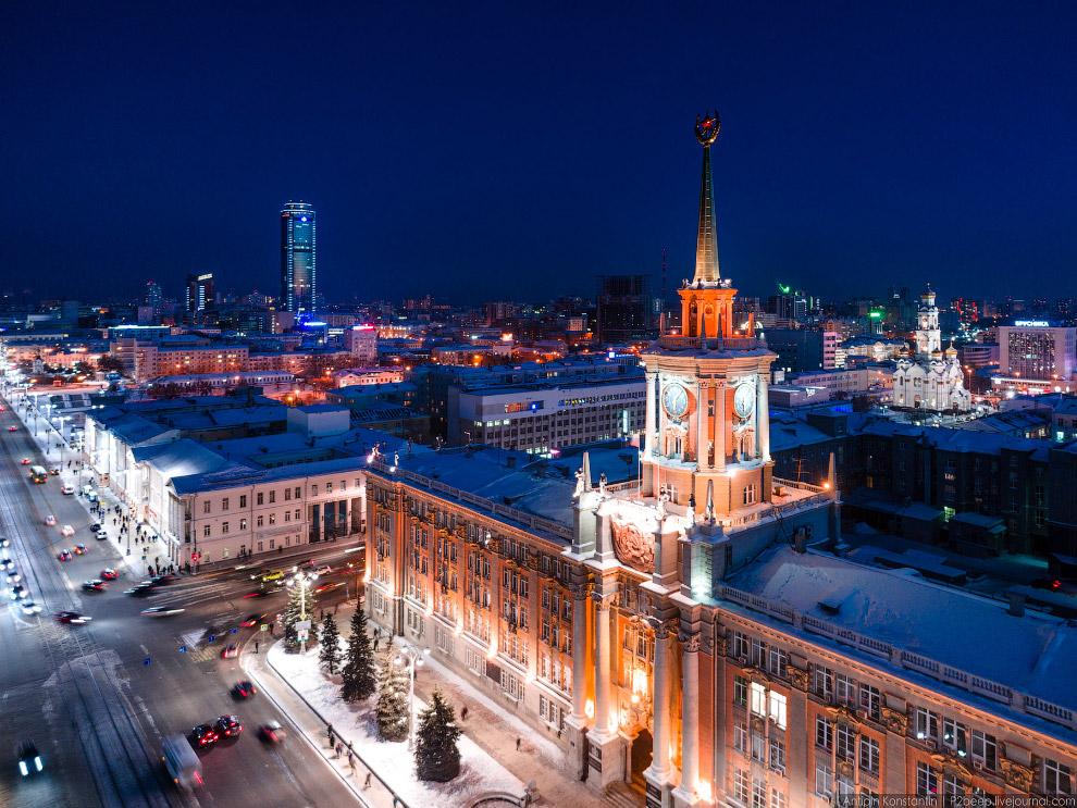 Forbes назвал самые недооцененные города России