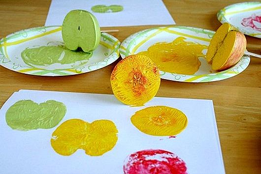 Неожиданные применения обычного яблока в быту