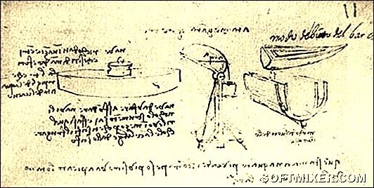 original Оружие Леонардо да Винчи